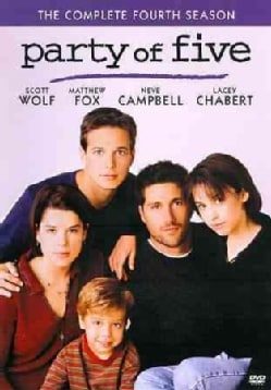 Party of Five: The Complete Fourth Season (DVD)