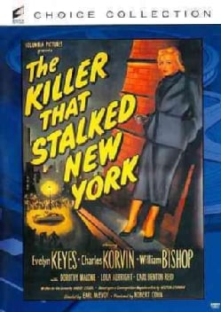 The Killer That Stalked New York (DVD)