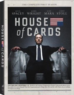 House of Cards: The Complete First Season (DVD)