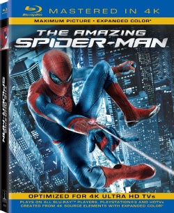 The Amazing Spider-Man (4K-Mastered) (Blu-ray Disc)