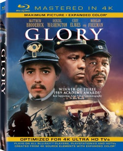 Glory (4K-Mastered) (Blu-ray Disc)