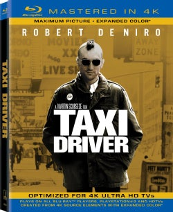 Taxi Driver (4K-Mastered) (Blu-ray Disc)