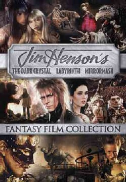 The Dark Crystal/Labyrinth/Mirrormask (DVD)