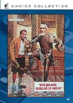 Don Quijote Cabalga De Nuev (DVD)