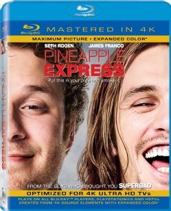 Pineapple Express (4K-Mastered) (Blu-ray Disc)