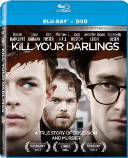 Kill Your Darlings (Blu-ray/DVD)
