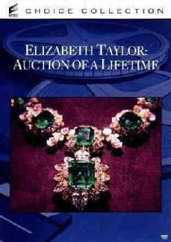 Elizabeth Taylor: Auction of a Lifetime (DVD)