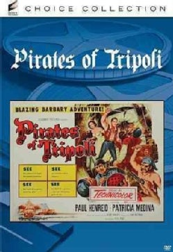 Pirates of Tripoli (DVD)