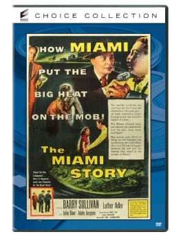 The Miami Story (DVD)