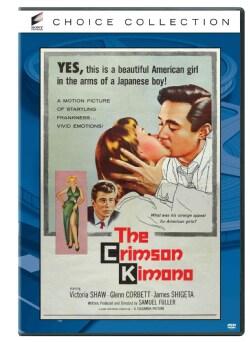 The Crimson Kimono (DVD)