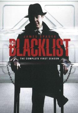 The Blacklist: Season One (DVD)