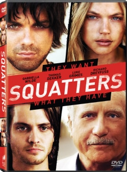 Squatters (DVD)