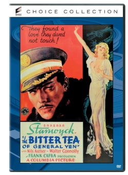 The Bitter Tea of General Yen (DVD)