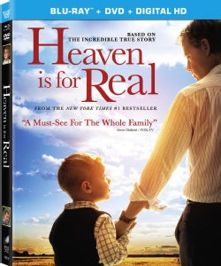 Heaven Is for Real (Blu-ray/DVD)