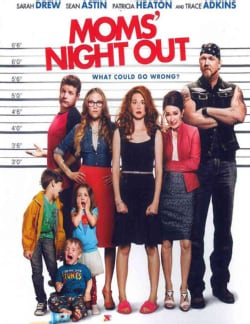 Mom's Night Out (Blu-ray Disc)