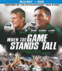 When The Game Stands Tall (Blu-ray/DVD)