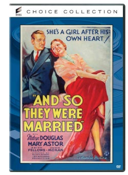 And So They Were Married (DVD)