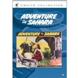 Adventure in Sahara (DVD)