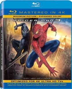 Spider-Man 3 (4K-Mastered) (Blu-ray Disc)