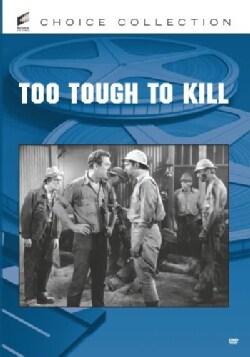 Too Tough to Kill (DVD)