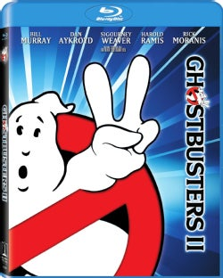 Ghostbusters 2 (4K-Mastered) (Blu-ray Disc)