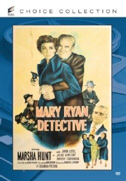 Mary Ryan, Detective (DVD)
