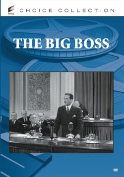 The Big Boss (DVD)