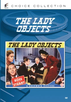 The Lady Objects (DVD)