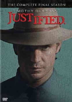 Justified: Final Season (DVD)