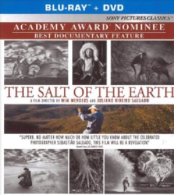 The Salt of The Earth (Blu-ray/DVD)