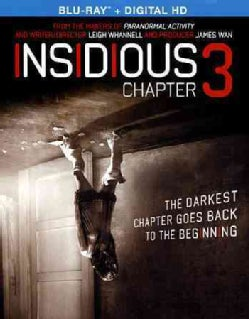 Insidious: Chapter 3 (Blu-ray Disc)