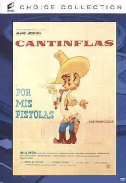 Por Mis Pistolas (DVD)