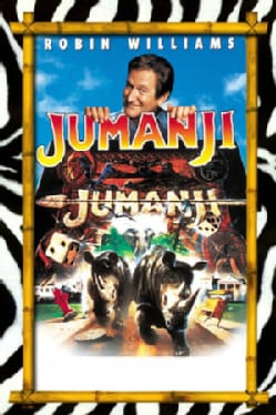 Jumanji 20th Anniversary Edition (Blu-ray Disc)