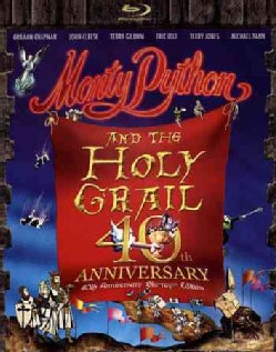 Monty Python And The Holy Grail (40th Anniversary Edition) (Blu-ray Disc)