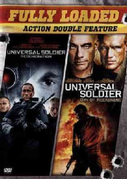 Universal Soldier Day of Reckoning/Universal Soldier Regeneration (DVD)