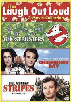 Ghostbusters/Groundhog Day/Stripes (DVD)