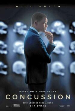 Concussion (Blu-ray Disc)