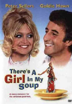 Theres a Girl in My Soup (DVD)