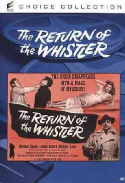 The Return of the Whistler (DVD)