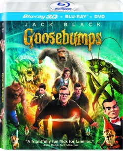 Goosebumps 3D (Blu-ray/DVD)