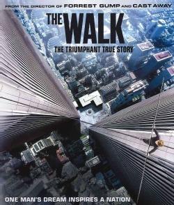The Walk (Blu-ray Disc)