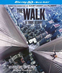 The Walk 3D (Blu-ray Disc)
