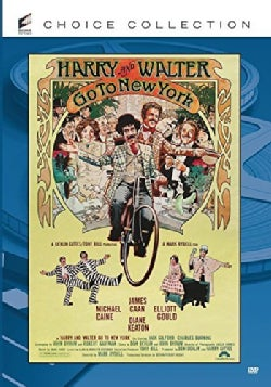 Harry and Walter Go to New York (DVD)