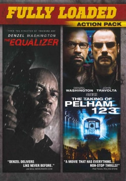 The Equalizer/The Taking Of Pelham 1 2 3 (DVD)