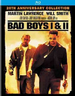 Bad Boys/Bad Boys II (Blu-ray Disc)