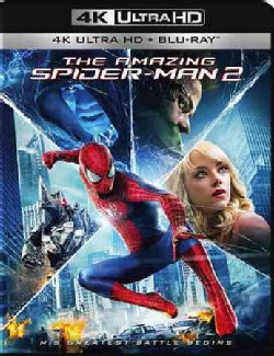 The Amazing Spider-Man 2 (4K Ultra HD Blu-ray)
