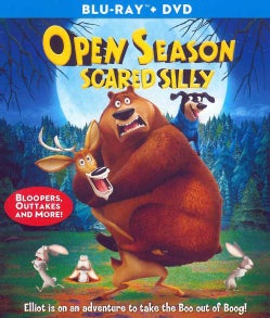 Open Season: Scared Silly (Blu-ray/DVD)