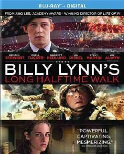Billy Lynn's Long Halftime Walk (Blu-ray Disc)