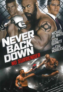 Never Back Down: No Surrender (DVD)