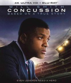 Concussion (4K Ultra HD) (4K Ultra HD Blu-ray)